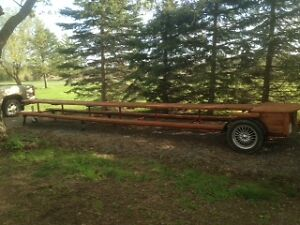 long picnic table for rent Cornwall Ontario image 2