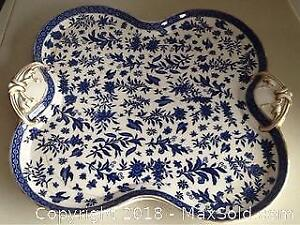 Antique Large Tray