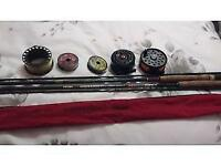 2 fly rods for sale