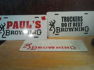 Personalized Man Cave   & Parking Signs