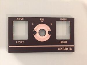 Century IIB Auto Pilot Panel