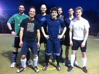 5 A-SIDE FOOTBALL PLAYERS WANTED - PLAY WHEN YOU WANT - ALL OVER LONDON
