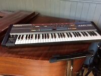roland juno 106 synthesiser good condition surplus to needs..