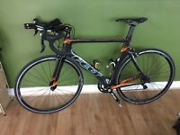 ROAD BIKE FOR SALE - FELT AR5 FULL CARBON/ORANGE