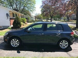 2012 VW Golf - 5dr HB Auto EXCELLENT CONDITION