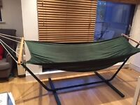HAMMOCK for INDOOR and OUTDOOR USE
