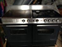 Paul Bocuse semi-professional dual fuel double oven