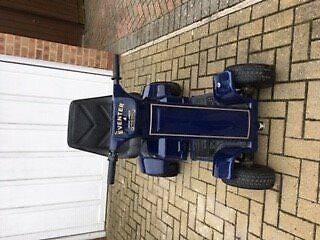 Eventer 4 Highlander single seat ride on golf Buggy by Patterson Products |  in Swindon, Wiltshire | Gumtree