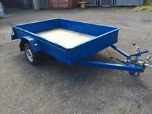 8x5ft box trailer with brakes unregistered St Marys Penrith Area Preview
