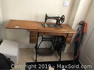 Sewing Machine A