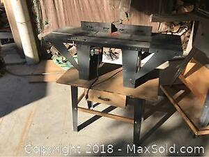 Router Table Vermont American B