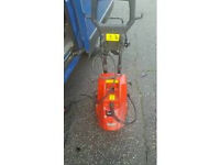 Red Champion Pressure Washer