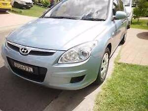 2010 Hyundai i30 Hatchback West Hoxton Liverpool Area Preview