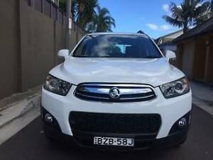 2011 Holden Captiva Wagon Coogee Eastern Suburbs Preview