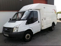 Ford Transit For Auction