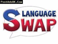 Your Polish, French, Italian in return of my Fluent English