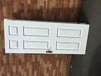 3 internal 6 Panel doors - White