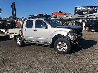 2009 NISSAN NAVARA D40 V6 PETROL Maddington Gosnells Area Preview