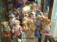MUST SELL - CHERISHED TEDDY COLLECTION