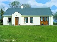 Edgewater cottage Kesh is on the loughshore sleeps 6