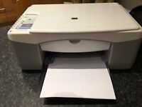 HP Deskjet F380 printer - Hardly used (excellent condition)