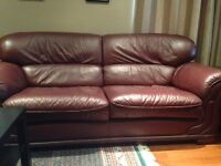 Couch (Burgandy)