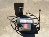 AC Marathon 1 1/2 HP Electric Motor - JUST REDUCED