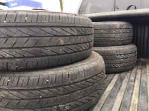 225/65 R17 Bridgestone Dueler H/P Sport AS