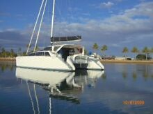 Lightwave 10.5 mtr catamaran Dianella Stirling Area Preview