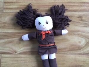 Doll with Uniform