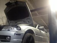 BMW E46 1999-2005 CLUTCH JOB SACHS, LUK, and VALEO with INSTALL