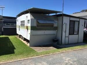 On site Caravan For Sale - Dolphin Point Caravan Park Dolphin Point Shoalhaven Area Preview
