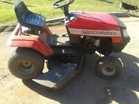 THREE X RIDE ON MOWERS FOR SALE TWO DO NOT COLLECT GRASS AND ONE COLLECTS GRASS