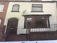 **LET BY**1 BEDROOM IN SHARED HOUSE**WATERLOO ROAD-COBRIDGE**DSS ACCEPTED**NO DEPOSIT**