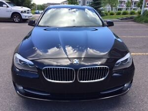 2012 BMW 5-Series CUIR Berline