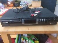 Philips CD Player in perfect working order