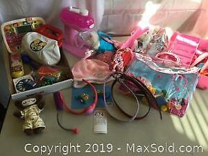 Girls Toys And Accessories