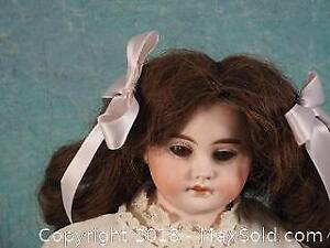 ARMAND MARSEILLE Bisque doll Large