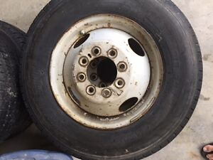 RV Tires with Rims