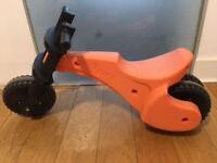 Yvolution balance bike-Orange