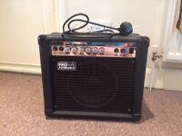 Pro-formance CA20B Bass amplifier