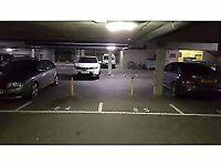 Robertson street. Secured underground parking. £140 pcm