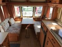 Marauder 5 berth 1995 kerb weight 1000kg
