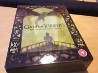 Game of Thrones Series 5 DVD
