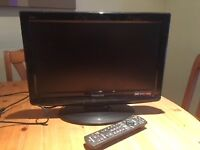 "Panasonic Viera TX-L19X10B 19"" 720p HD LCD Television"