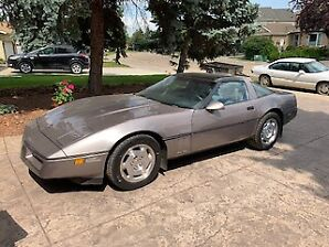 One of a kind 1988 Corvette ( Coupe) !!!!