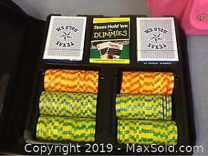 Bingo And Poker Supplies
