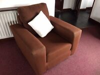 2seater sofa + chairs