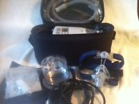 Fisher & Paykel Sleep Style 254 Auto CPAP with Heated Humidifier