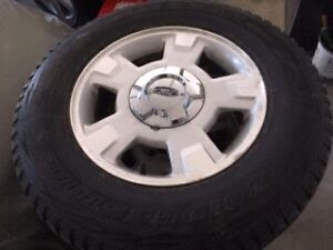 "17"" Winter tires for sale"
